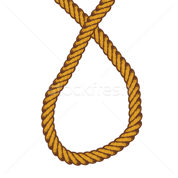 brown rope theme Stock photo © vector1st
