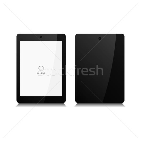 tablet gadget multimedia Stock photo © vector1st