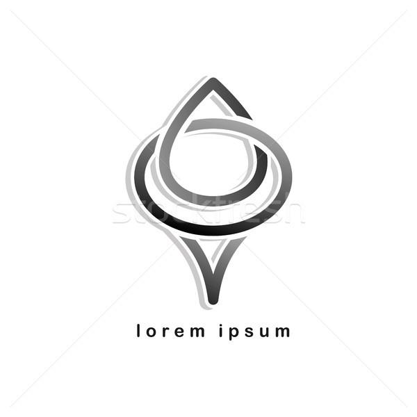 Celtic logo vector arte ilustración Foto stock © vector1st
