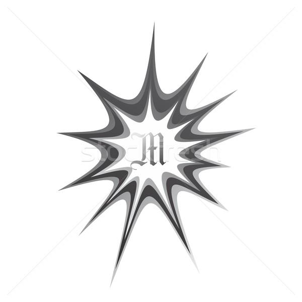 spiderweb theme Stock photo © vector1st