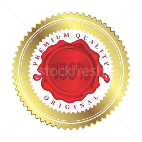 Etiqueta etiqueta vector gráfico arte Foto stock © vector1st