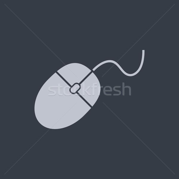 Bilgisayar fare vektör sanat grafik örnek iş Stok fotoğraf © vector1st