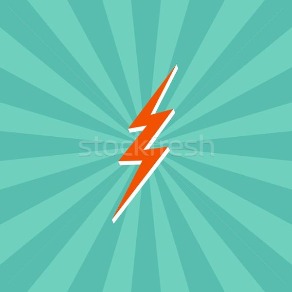 Wektora sztuki graficzne ilustracja stylu Zdjęcia stock © vector1st