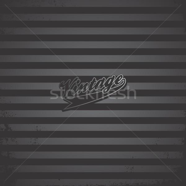 искусства вектора графических дизайна иллюстрация Сток-фото © vector1st