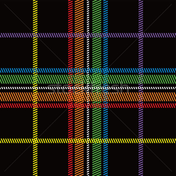 Kledingstuk patroon industrie vector grafische Stockfoto © vector1st