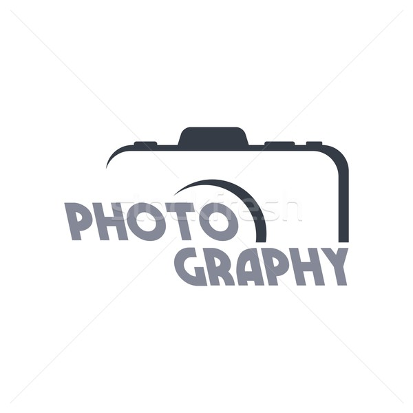 photography theme template Stock photo © vector1st