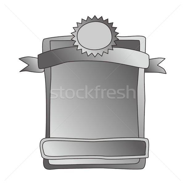 кнопки икона вектора графических искусства дизайна Сток-фото © vector1st
