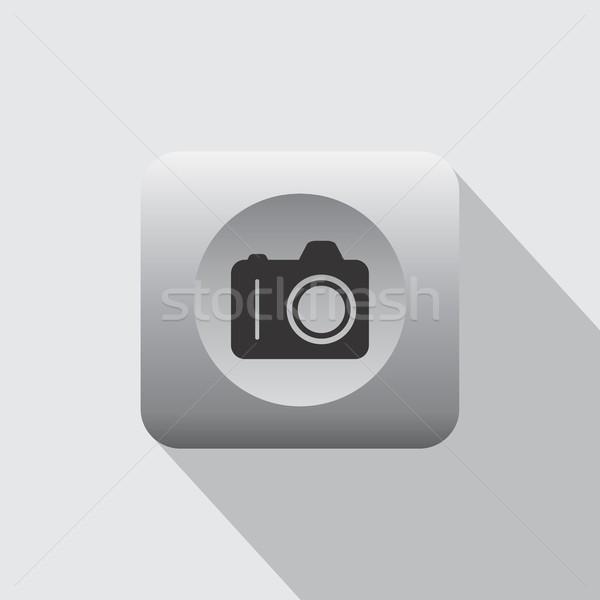 photography icon Stock photo © vector1st