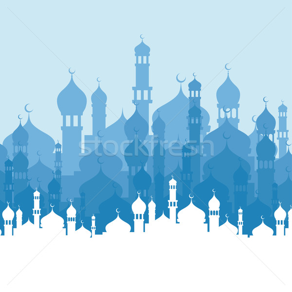islamic theme art Stock photo © vector1st