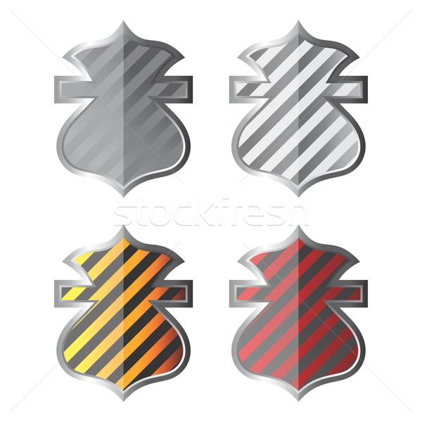 Schild kunst illustratie vector grafische ontwerp Stockfoto © vector1st