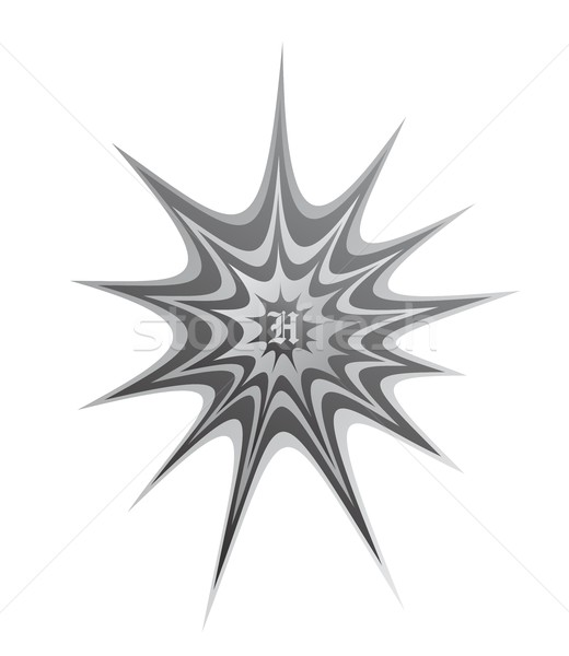 spiderweb theme Stock photo © vector1st