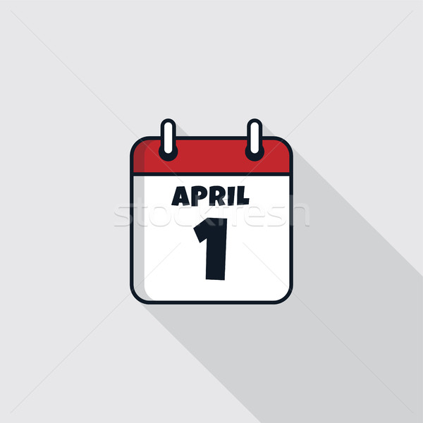 date calendar icon theme Stock photo © vector1st