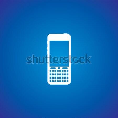 Foto stock: Multimídia · telefone · móvel · comprimido · vetor · arte · ilustração
