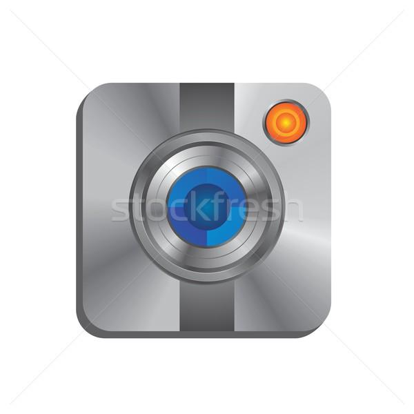media interface camera Stock photo © vector1st