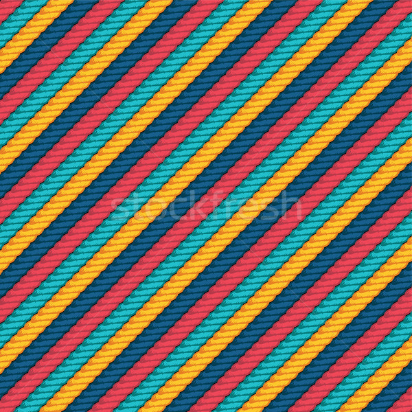 lasso rope vector pattern background wallpaper Stock photo © vector1st
