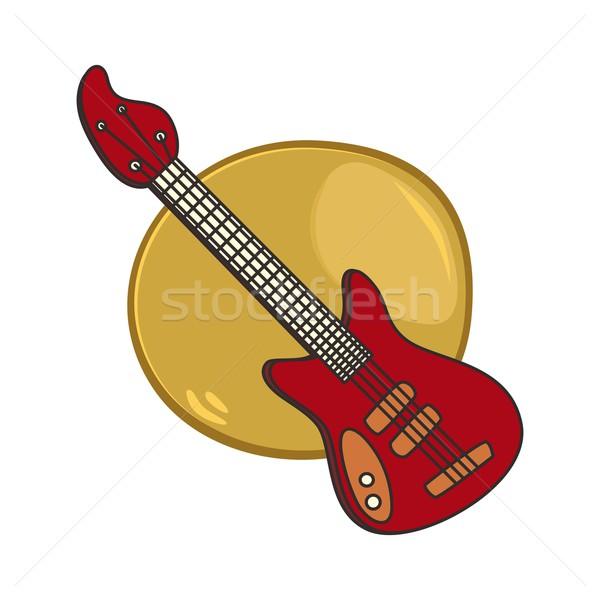 Musique vecteur graphique art design Photo stock © vector1st