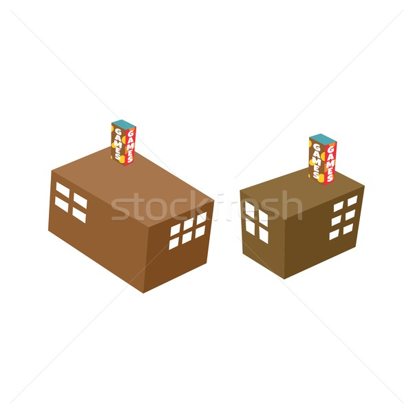 game assets element Stock photo © vector1st