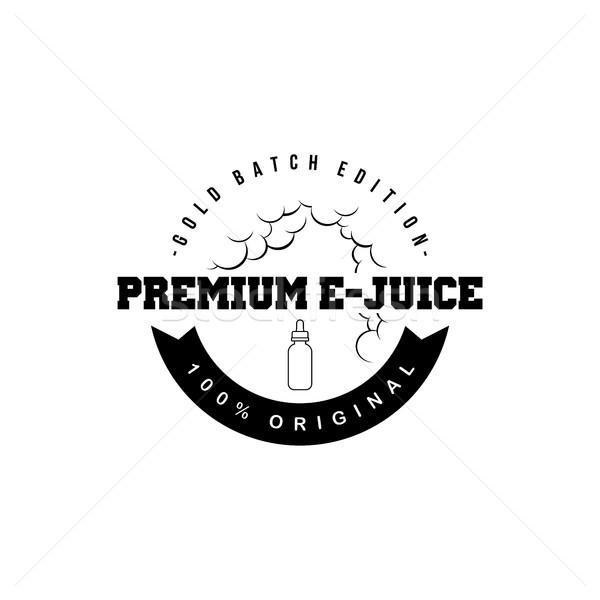 personal vaporizer e-cigarette e-juice liquid Stock photo © vector1st