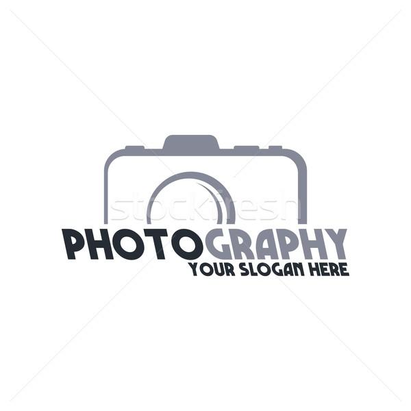 Fotografia modelo multimídia vetor gráfico arte Foto stock © vector1st