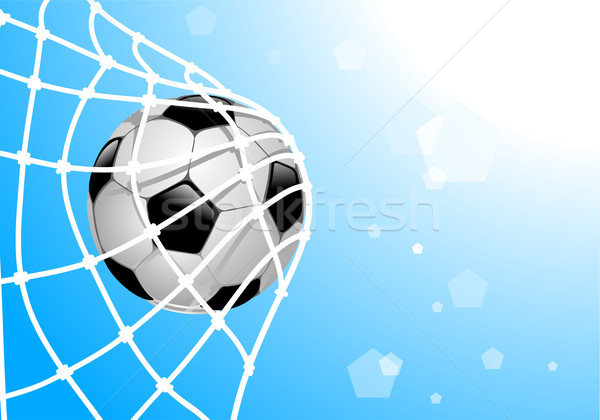 goal Stock photo © vectorArta