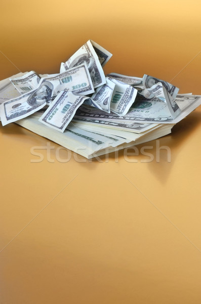 Inflation in USA Stock photo © Vectorex