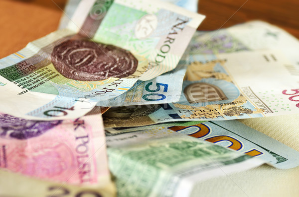 Money still life Stock photo © Vectorex