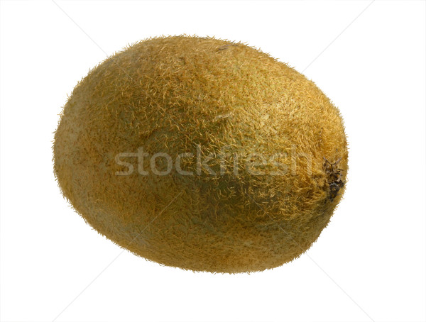 Kiwi fruits isolé blanche Photo stock © Vectorex