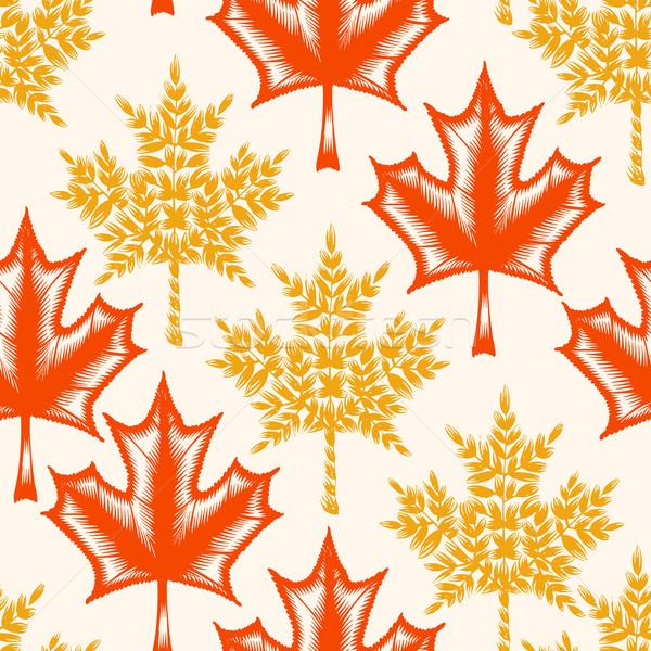 seamless pattern Stock photo © VectorFlover