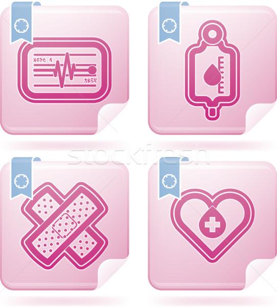Healthcare Stock photo © Vectorminator
