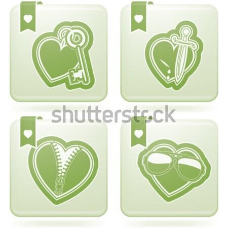 Valentines Stock photo © Vectorminator