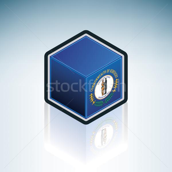 Kentucky Stock photo © Vectorminator
