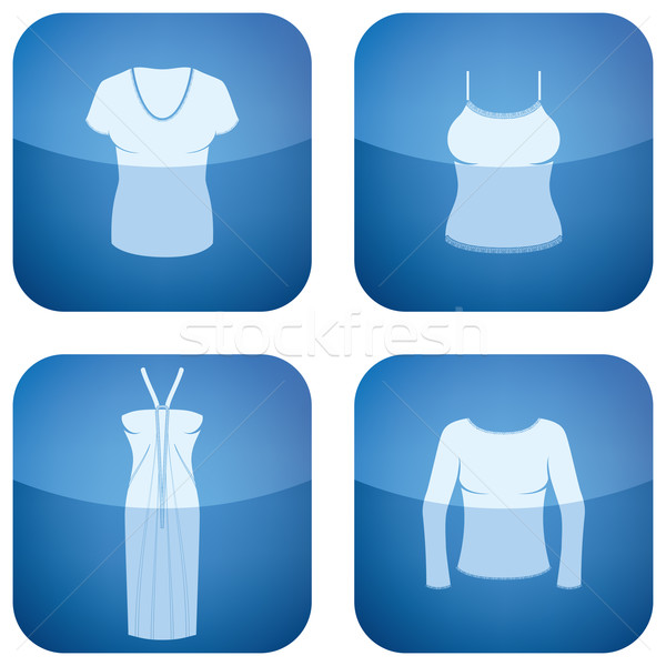 Woman's Clothing Stock photo © Vectorminator
