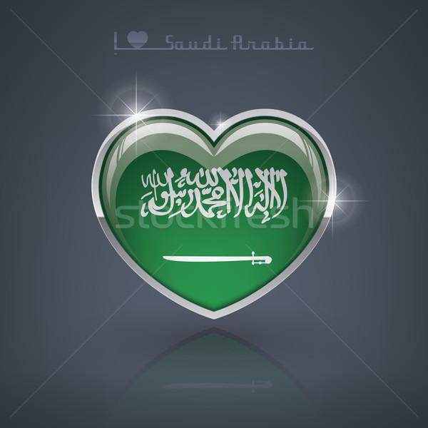 Saudi Arabia Stock photo © Vectorminator