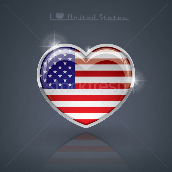 USA Stock photo © Vectorminator