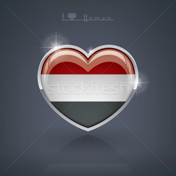 Yemen Stock photo © vectorminator