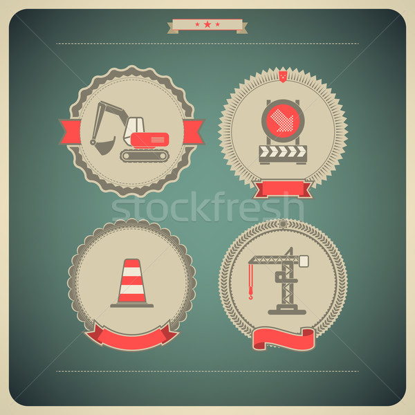 Heavy Industry Stock photo © Vectorminator