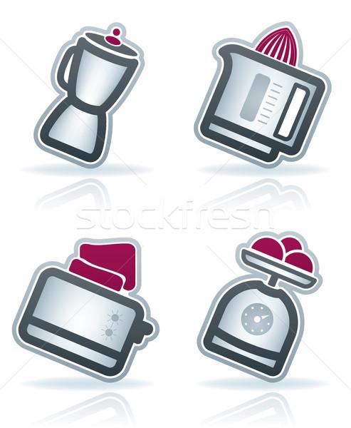 Home Appliances Stock photo © Vectorminator