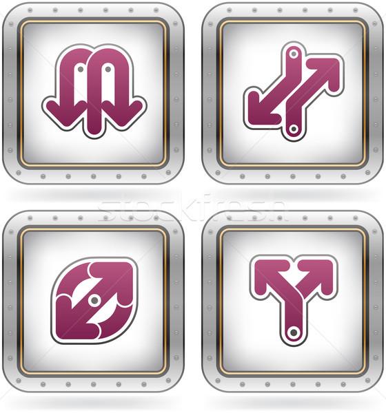 Miscellaneous Icons Stock photo © Vectorminator