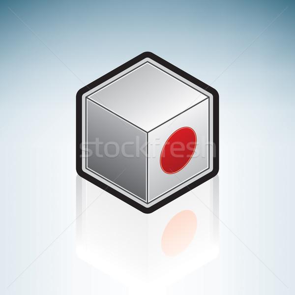 Japan { Asia } Stock photo © Vectorminator