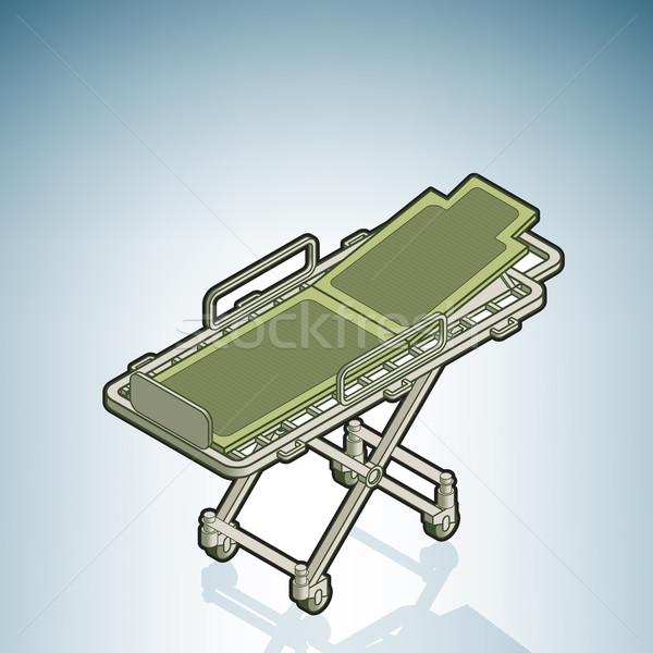 Stretcher Stock photo © Vectorminator