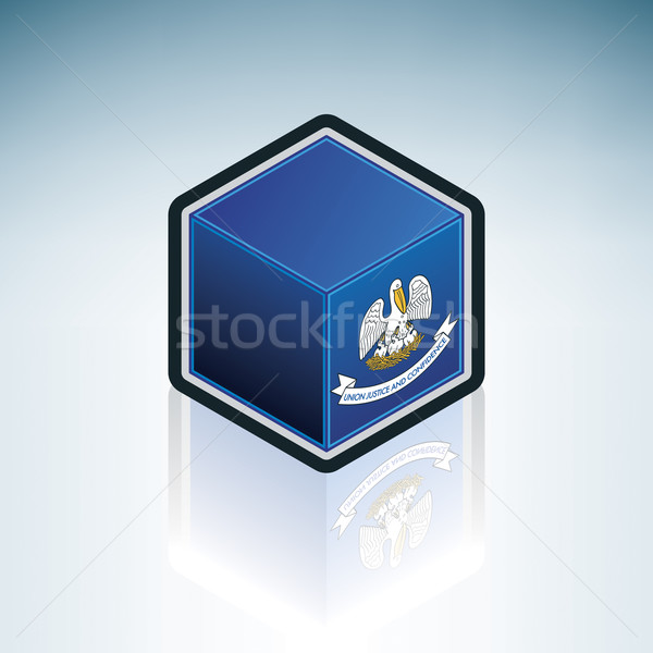 Louisiana Stock photo © Vectorminator