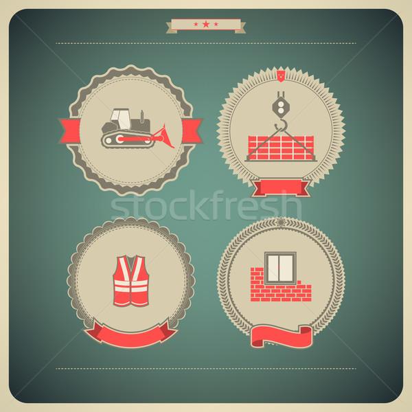 Heavy Industry Stock photo © Vectorminator