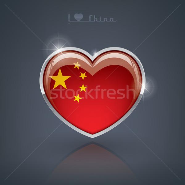 China Stock photo © Vectorminator