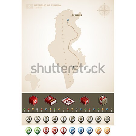 Republic of the Union of Myanmar Stock photo © Vectorminator