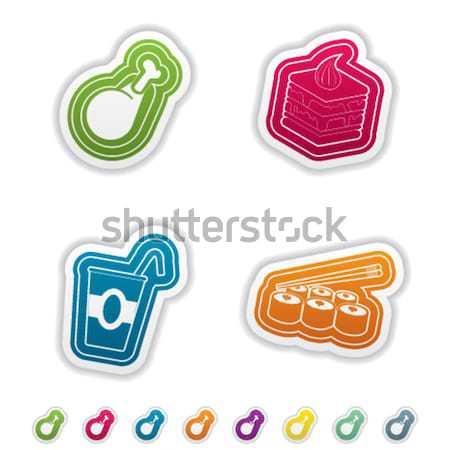 Stockfoto: Kantoor · leveren · objecten · nietmachine · plakband · utility