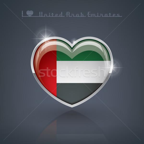 UAE Stock photo © vectorminator