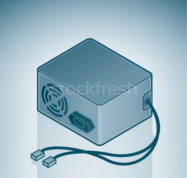 Power Supply Stock photo © Vectorminator
