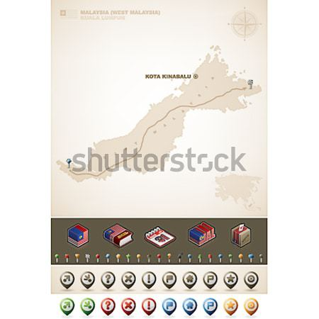 Republic of Armenia Stock photo © Vectorminator