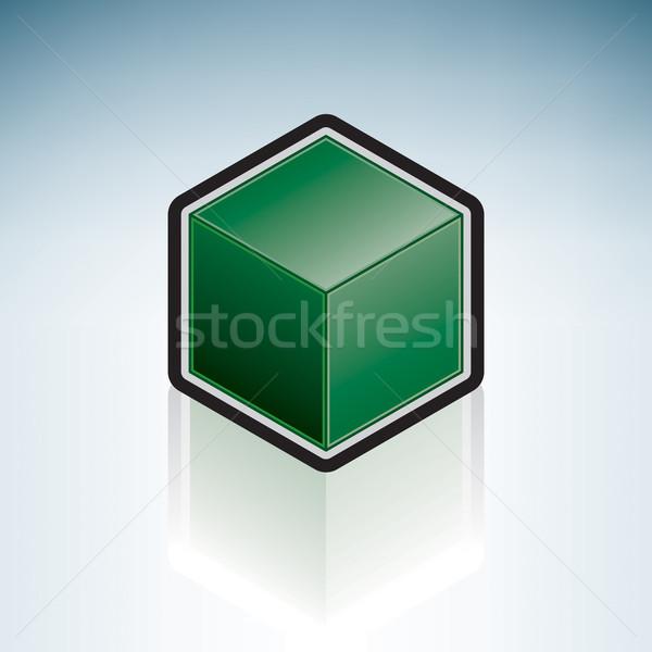 Libya { Africa } Stock photo © Vectorminator
