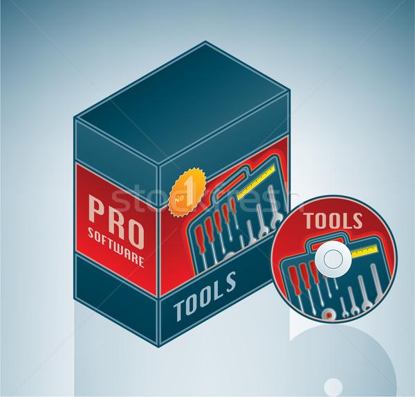 Tools Software Bundle Stock photo © Vectorminator